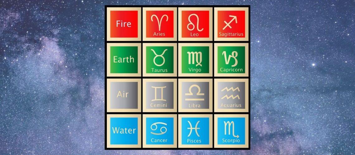 fuoco-terra-aria-acqua-zodiaco